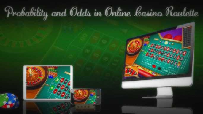 Online Roulette odds calculator and tables