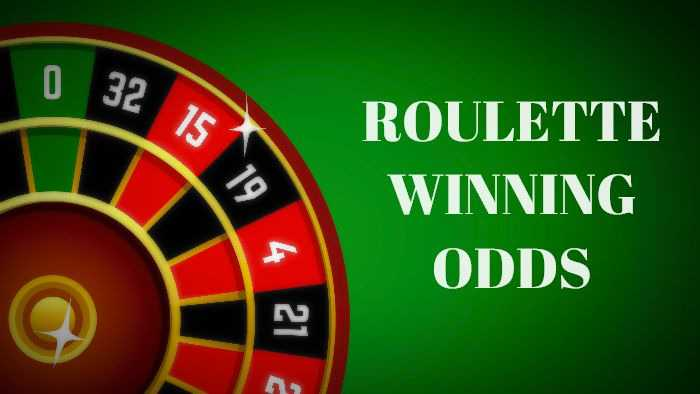 Odds of winning roulette – chances to win on roulette in casino online